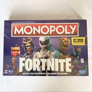 Fortnite Monopoly Hasbro Gaming